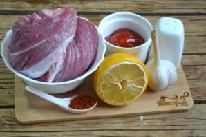 Мясо в кисло-сладком соусе - фото шаг 1