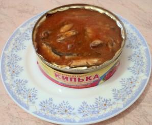 Суп из консервы кильки - фото шаг 8