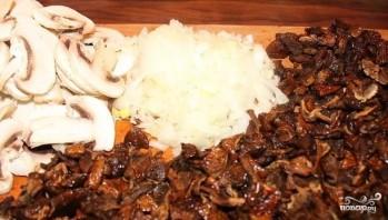 Крем-суп из белых грибов - фото шаг 3
