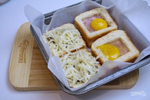 Необычные тосты к завтраку - фото шаг 8