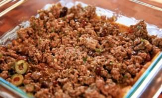 Лазанья с мясным фаршем - фото шаг 7