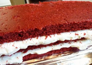 Торт бархатный - фото шаг 4