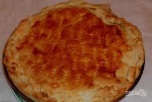 Слоеный пирог в аэрогриле - фото шаг 3