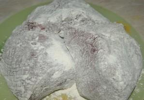 Тушеная телятина с подливкой - фото шаг 2