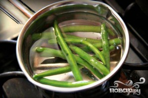 Тайский салат из папайи и креветок - фото шаг 2