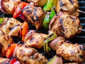 Шашлык из курицы (рецепт маринада) - фото шаг 5