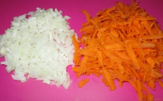 Салат с редькой и курицей - фото шаг 4