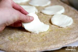 Пицца со спаржей - фото шаг 2