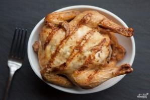 Курица на решетке гриль - фото шаг 5