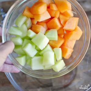 Салат из фруктов - фото шаг 4