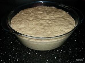 Заварной бездрожжевой хлеб - фото шаг 3