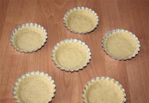 Песочное тесто для тарталеток - фото шаг 8