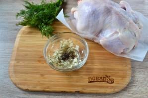 Жареный цыпленок Джулии Чайлд - фото шаг 2