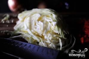 Итальянский суп с фрикадельками - фото шаг 8
