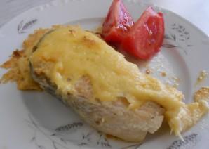 Рыба с сыром в мультиварке - фото шаг 8