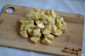 Салат с грейпфрутом - фото шаг 2