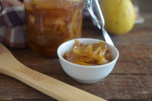 Варенье из груш и яблок - фото шаг 8