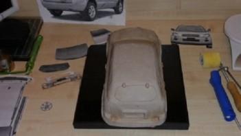 """Торт """"Автомобиль"""" - фото шаг 10"""