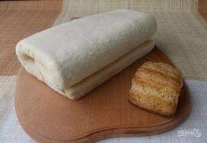 Французское слоеное тесто - фото шаг 9