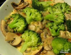 Картофельная запеканка с брокколи - фото шаг 5