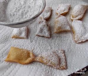 """Печенье """"Бантики"""" - фото шаг 11"""