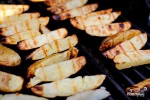 Картошка на гриле - фото шаг 5