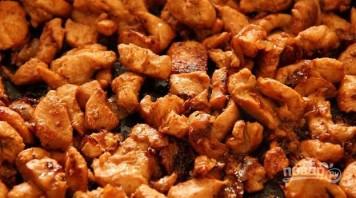 Курица с фасолью по-китайски - фото шаг 6