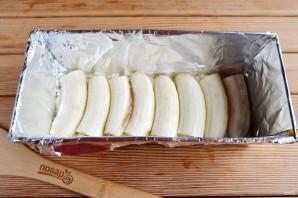 Банановый пирог со сметанной заливкой - фото шаг 6