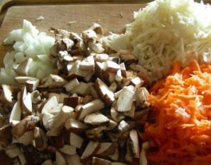 Пудинг овощной - фото шаг 1