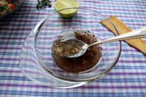 Салат с запеченными овощами - фото шаг 10