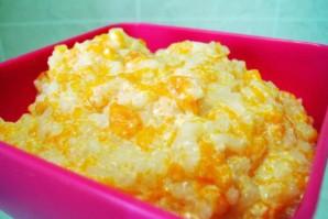 Каша из тыквы с рисом в мультиварке - фото шаг 4