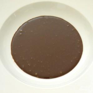 Тройной шоколадный пудинг - фото шаг 16