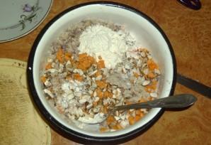 Вегетарианские котлеты из фасоли - фото шаг 3
