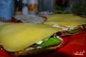 Сэндвич за 10 минут - фото шаг 9