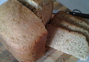 Хлеб на ряженке - фото шаг 3