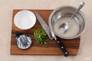 Мясо с базиликом - фото шаг 4