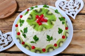 Праздничный мясной салат - фото шаг 12