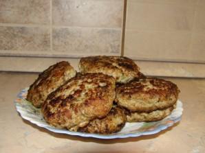 Котлеты из говядины с кабачками   - фото шаг 4