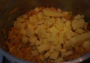Крем-суп из сладкой кукурузы - фото шаг 5