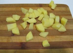 Суп вермишелевый с грибами   - фото шаг 3