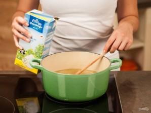 Французский суп с каштанами - фото шаг 7