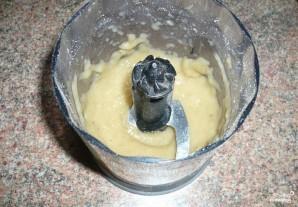 Овсяное печенье с творогом и бананом - фото шаг 2