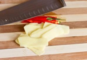 Кокосовый суп с креветками - фото шаг 2