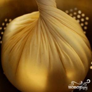 Домашний сыр Панир - фото шаг 5