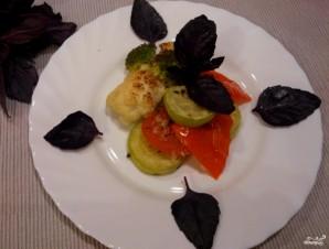 Овощи на гриле в духовке - фото шаг 4