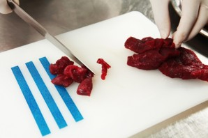 Говядина с картошкой на сковороде   - фото шаг 1