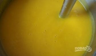 Тыквенный суп с имбирем - фото шаг 5
