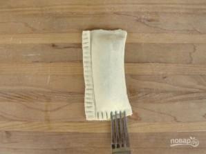 Яблочные слойки с корицей - фото шаг 6