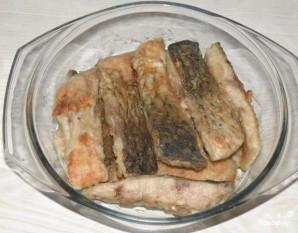 Карп, тушенный с овощами - фото шаг 4
