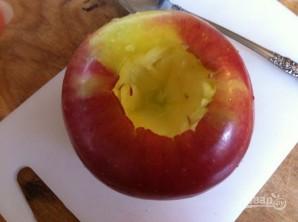 Яблоко с овсянкой - фото шаг 2